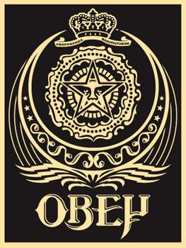 Shepard Fairey_obey Ankara_Black_2005