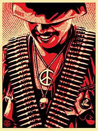 Shepard Fairey_obeyDuality_of_Humanity-_1