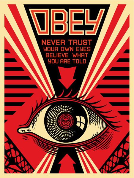 Shepard Fairey_obey Obey_Eye_2009
