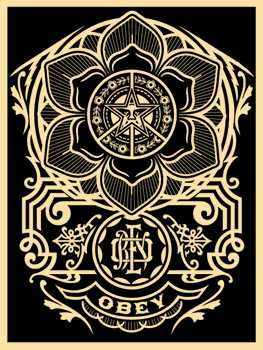 Shepard Fairey_obey Peace_Ornament_2006