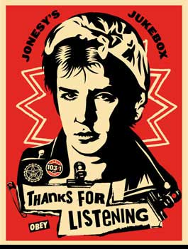 Shepard Fairey_obeyJonesys_jukebox