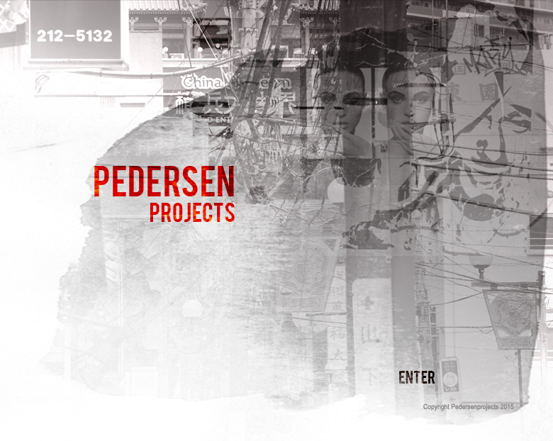Kirk Pedersen Projects Index page