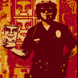 Obey Giant Cop print