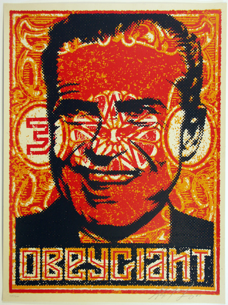 SHEPARD FAIREY obey nixon stamps_ Kirk_Pedersen_projects